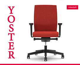 ÚJ YOSTERis3 székcsalád